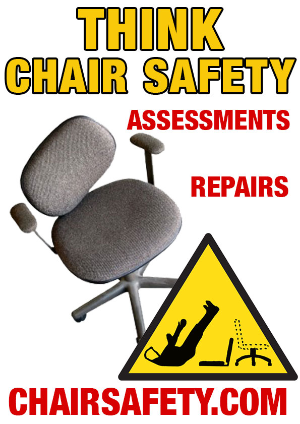 Jacobsen Chair Safety Repairs and assessments