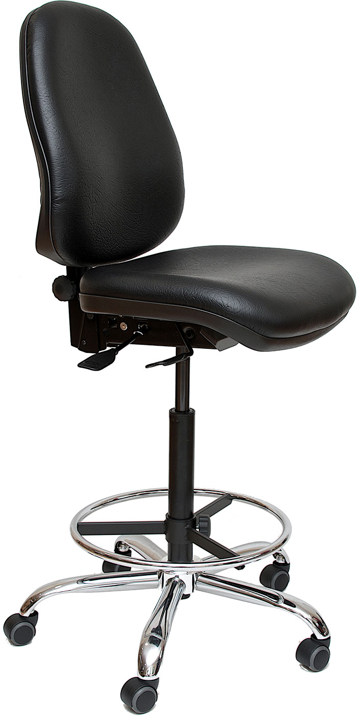 Jacobsen Production Chair Vinyl Finish