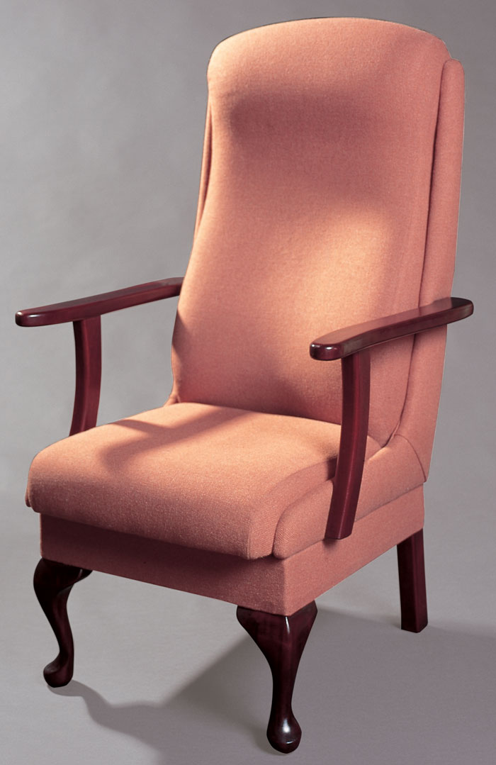 Jacobsen Queen Ann Chair